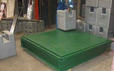 Take a Load Off with Accurate Scale Floor Scales